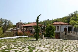 Новый монастырь прп. Дионисия Олимпийского