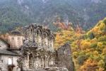 Старый монастырь прп. Дионисия Олимпийского