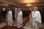 Архимандрит Парфений и протоиерей Илия Цивикис