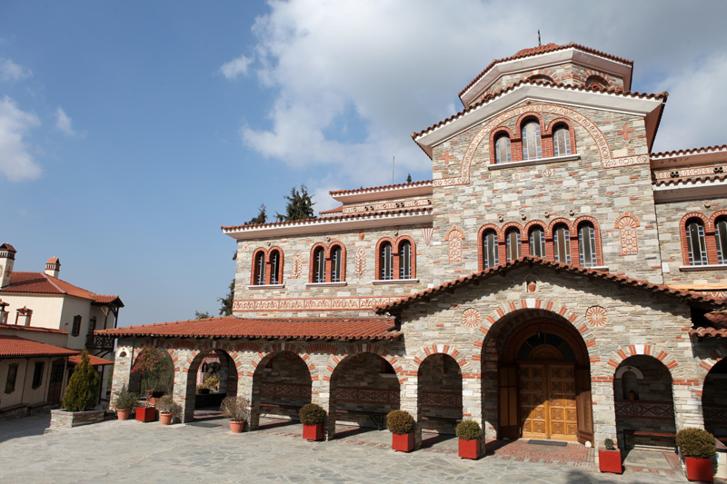Соборный храм монастыря