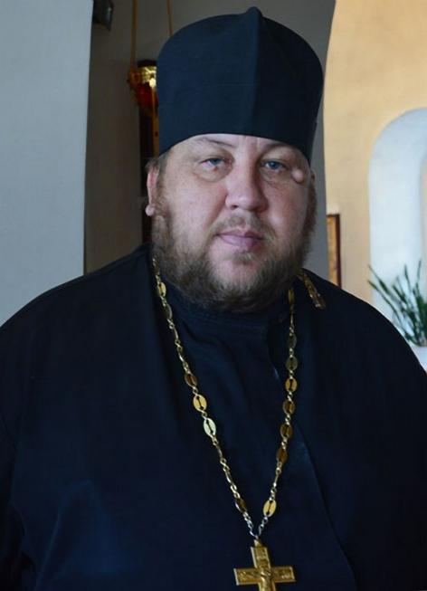 Иерей Александр Масканов