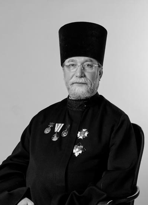 Протодиакон Евгений Трофимов