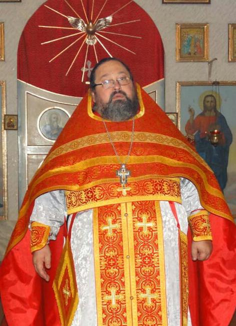 Протоиерей Валерий Волков