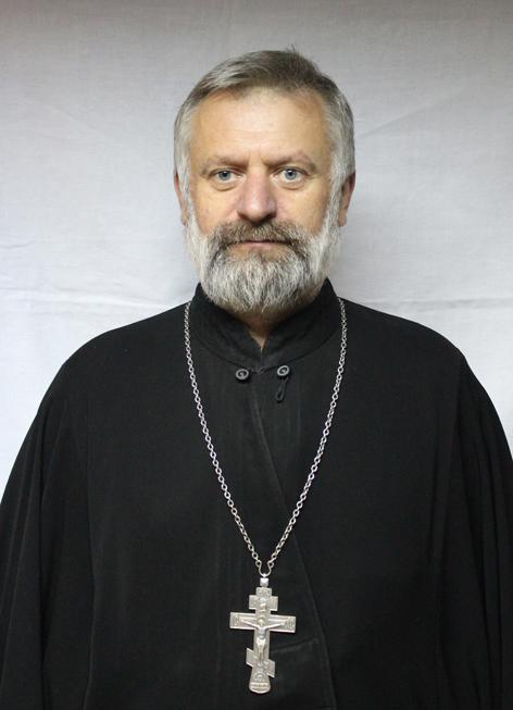 Иерей Геннадий Бутько