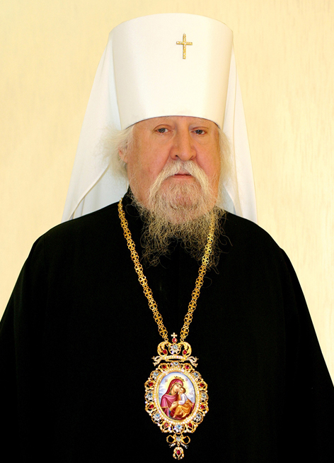 Митрополит Чебоксарский и Чувашский Варнава (Кедров)
