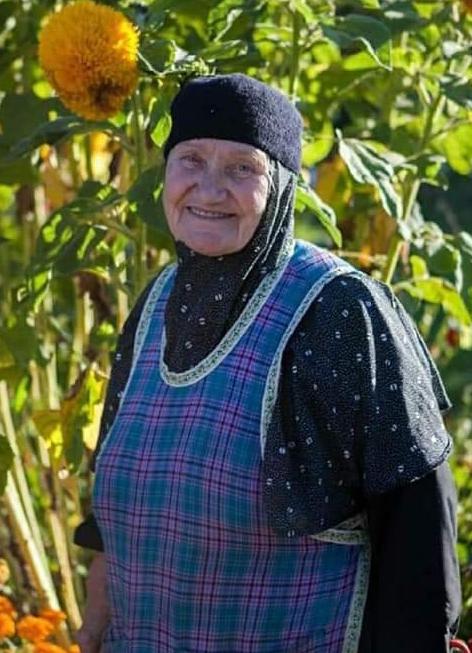Монахиня Мария (Ковальчук)