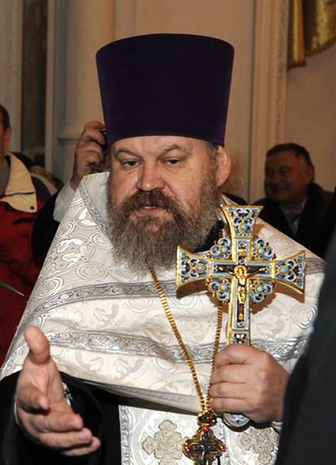 Протоиерей Владимир Бушуев