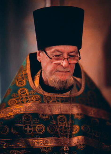 Протоиерей Михаил Васильев